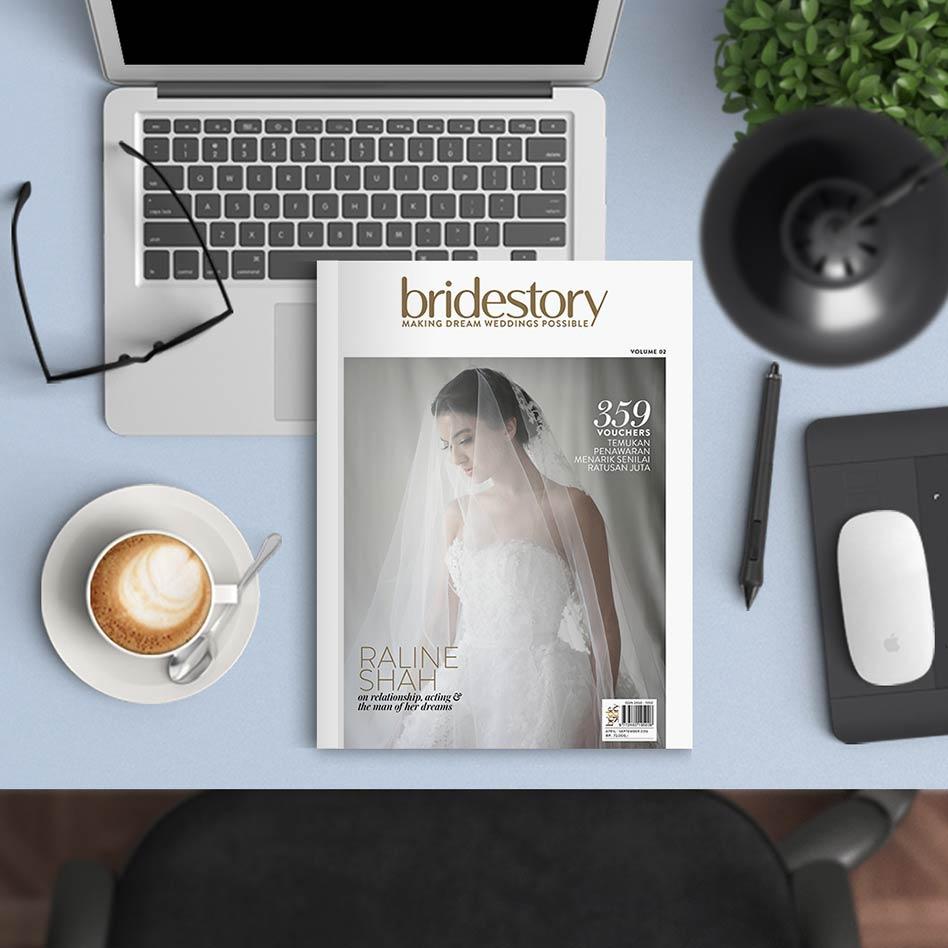 Aliy Photography in Bridestory Vol 02
