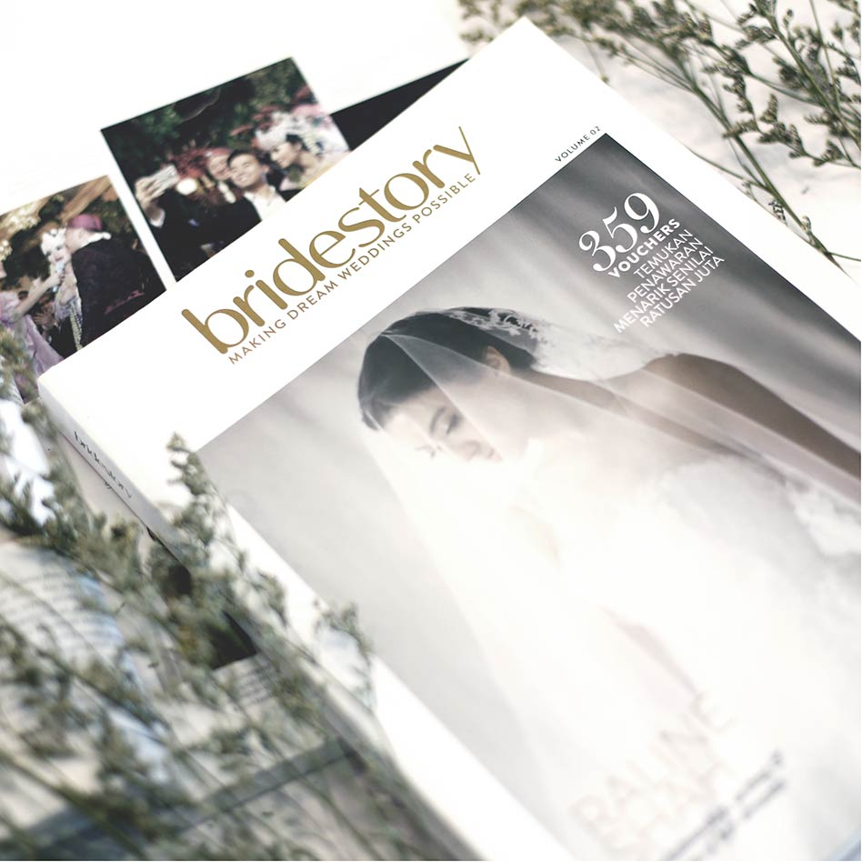 Aliy Photography in Bridestory Vol 02