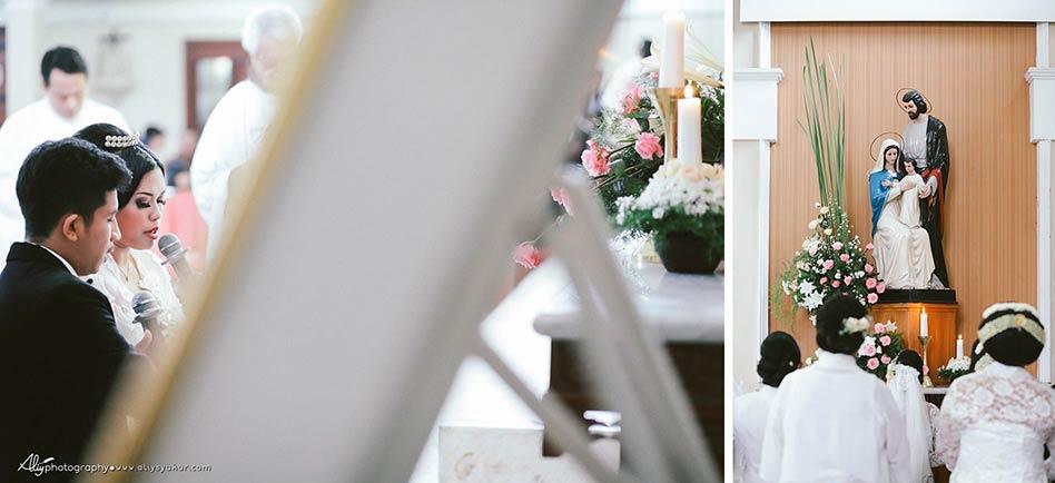 Santo Petrus Church-Amel & Krispin Wedding - Aliy Photography 030