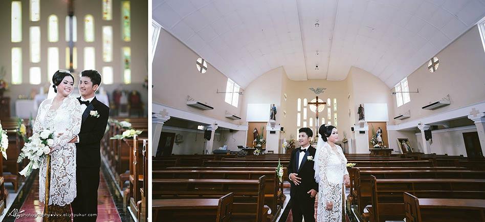 Santo Petrus Church-Amel & Krispin Wedding - Aliy Photography 031
