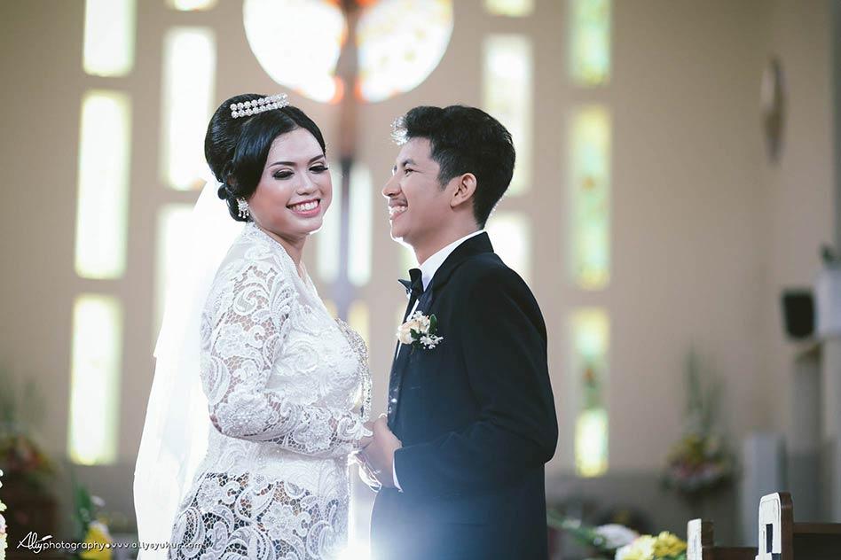 Santo Petrus Church-Amel & Krispin Wedding - Aliy Photography 033