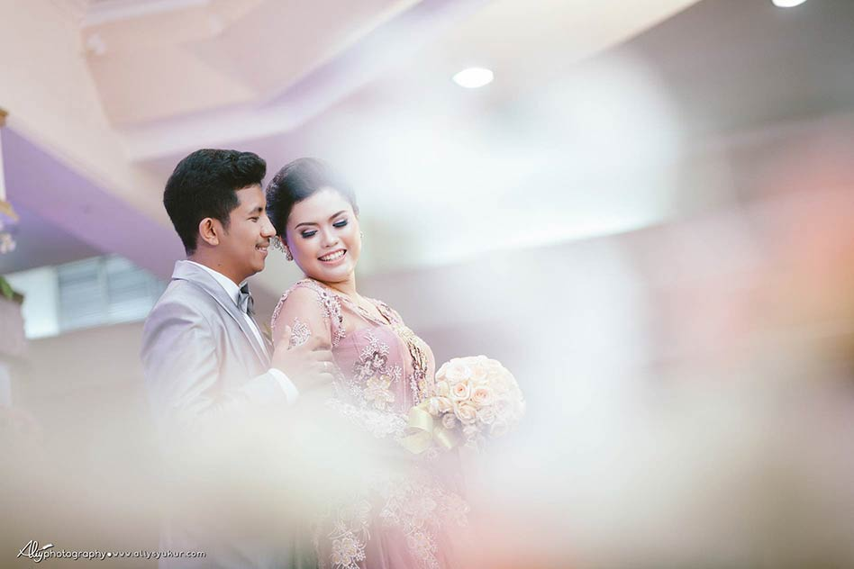 Santo Petrus Church-Amel & Krispin Wedding - Aliy Photography 039