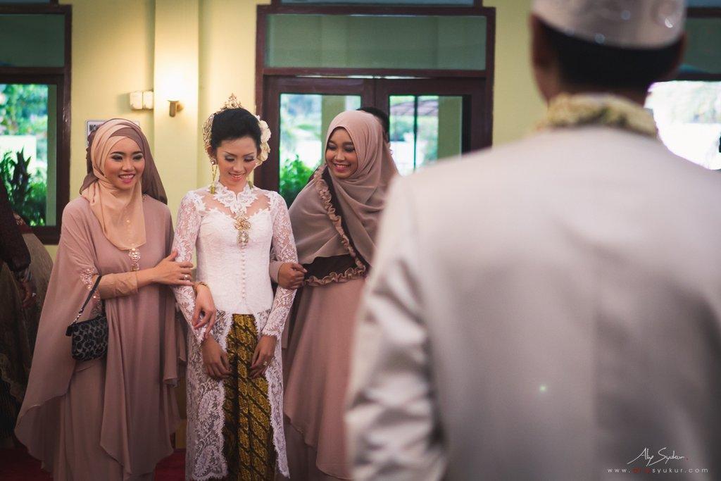Jakarta Wedding Ami Gunar