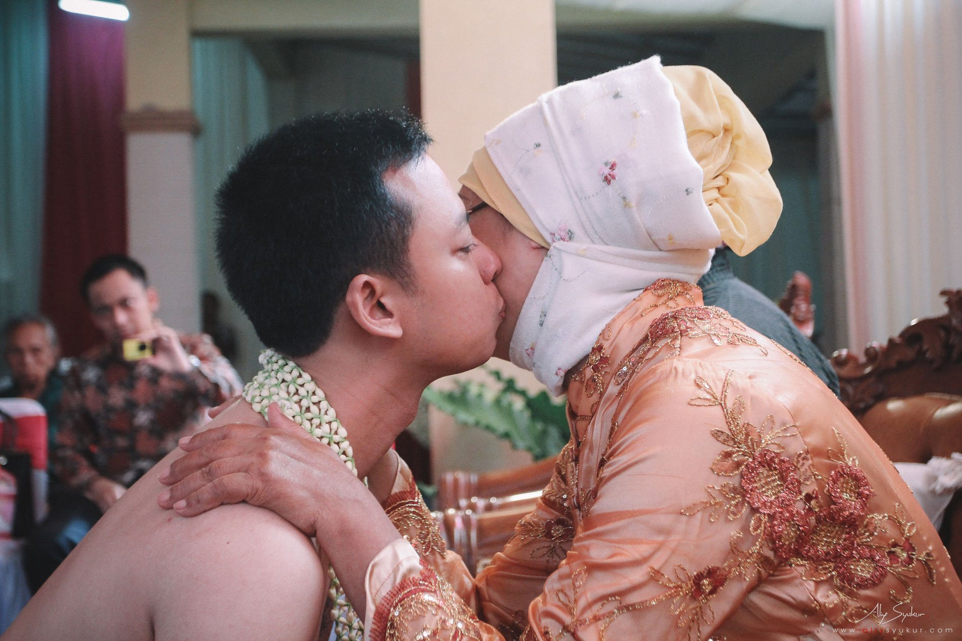 Sahid Rich Jogja Wedding - Aliy Photography - Jogja Wedding Photographer