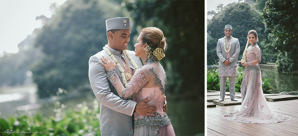 American Couple Post Wedding - Kebun Raya Bogor Post Wedding 5