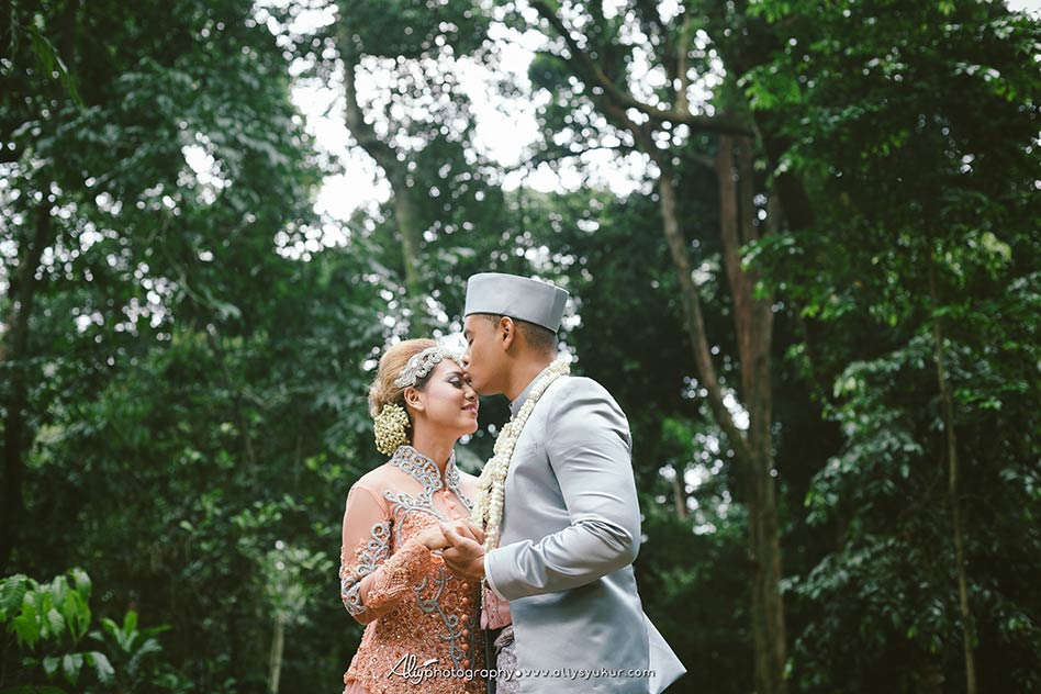 American Couple Post Wedding - Kebun Raya Bogor Post Wedding 6