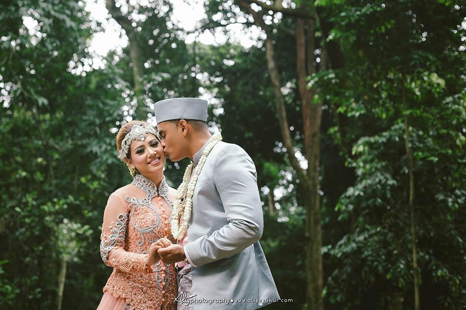 American Couple Post Wedding - Kebun Raya Bogor Post Wedding 8