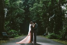 American Couple Post Wedding - Kebun Raya Bogor Post Wedding 13