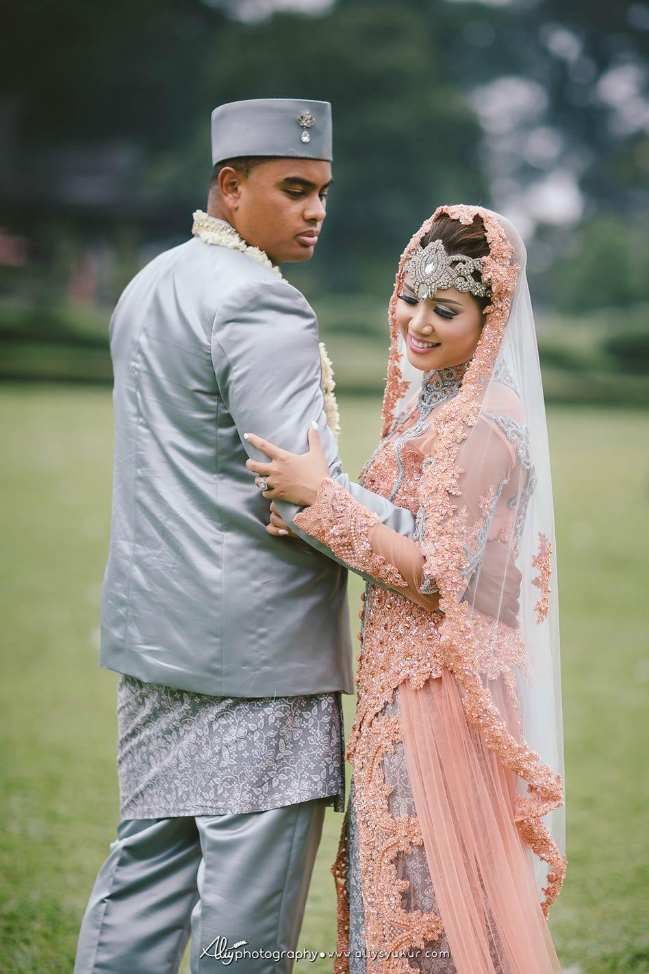 American Couple Post Wedding - Kebun Raya Bogor Post Wedding 14