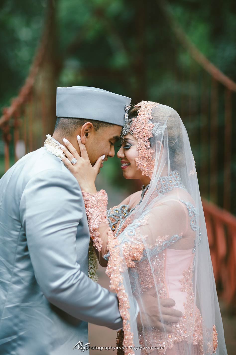 American Couple Post Wedding - Kebun Raya Bogor Post Wedding 18