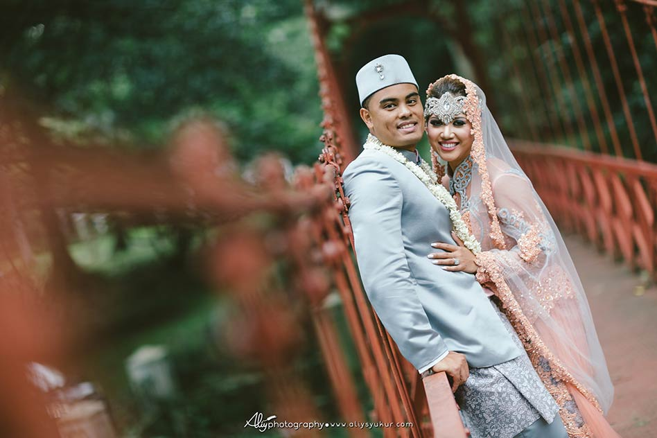 American Couple Post Wedding - Kebun Raya Bogor Post Wedding 19
