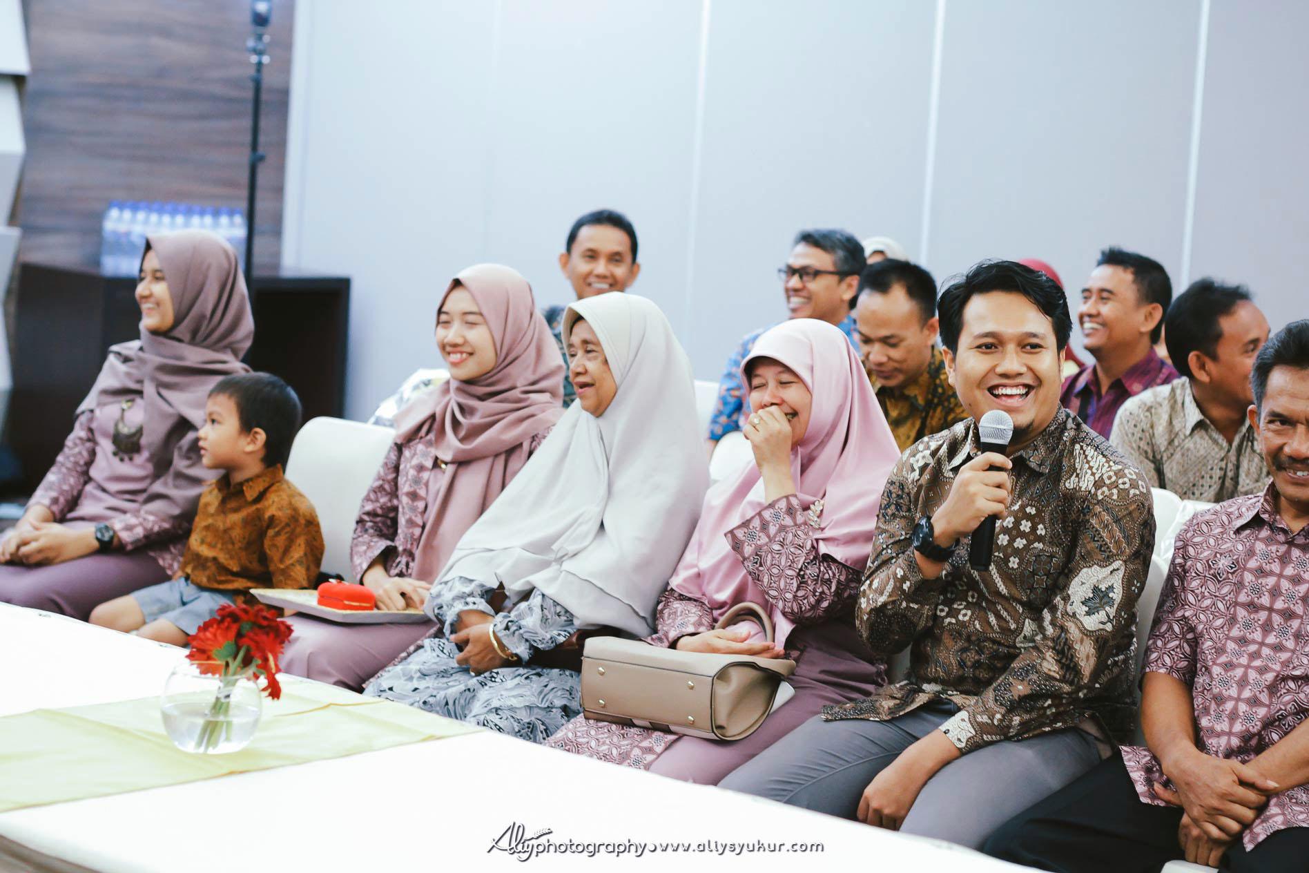 Santika Hotel Jakarta-S & A Engagement Day 009