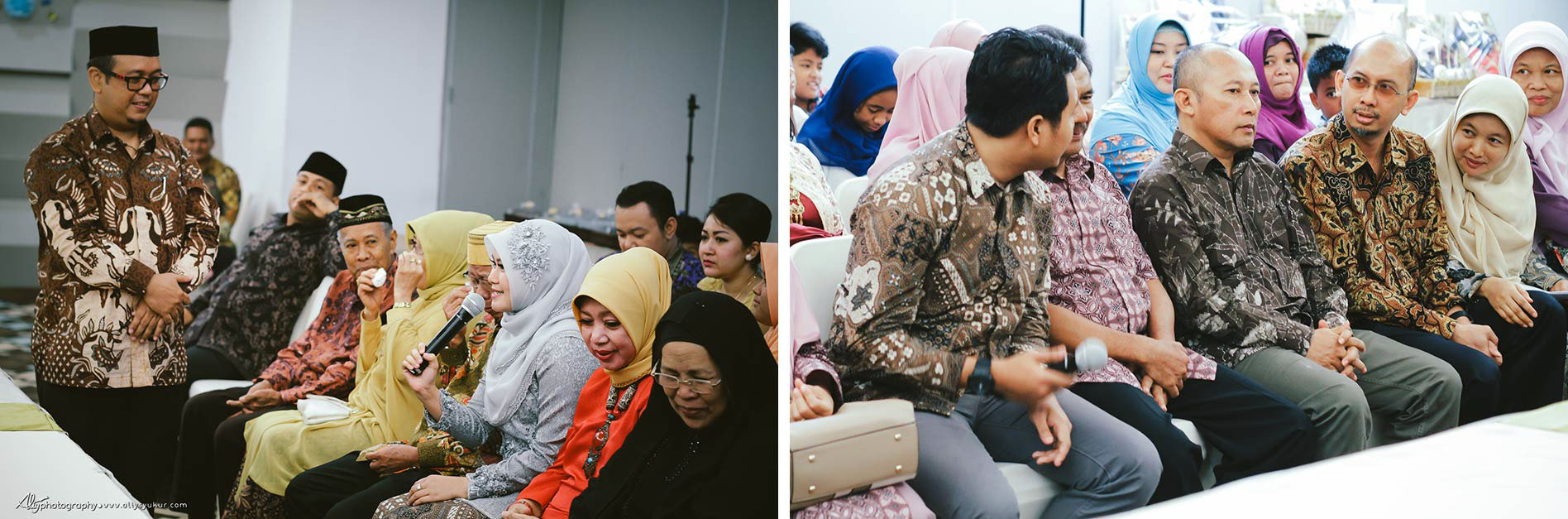 Santika Hotel Jakarta-S & A Engagement Day 010
