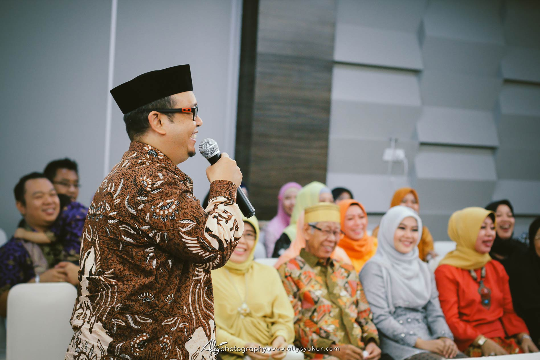 Santika Hotel Jakarta-S & A Engagement Day 014