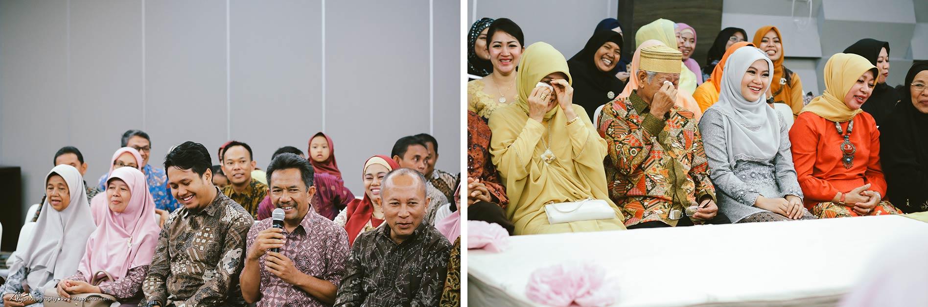 Santika Hotel Jakarta-S & A Engagement Day 016